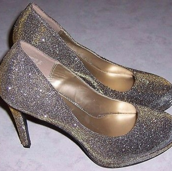 07a492e3f1 FIONI Clothing Shoes | Fioni Night Sparkly Pumpsnew Condition | Poshmark